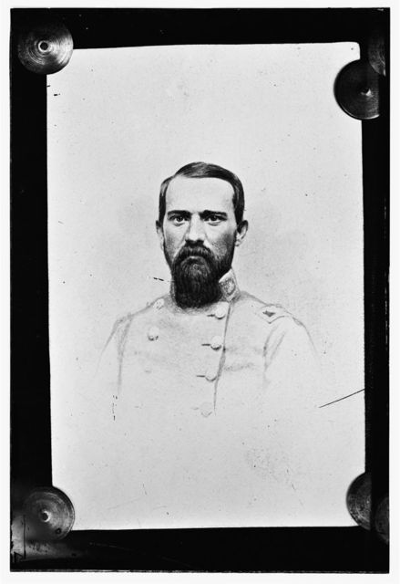 W.D. Pender, C.S.A., killed at Gettysburg