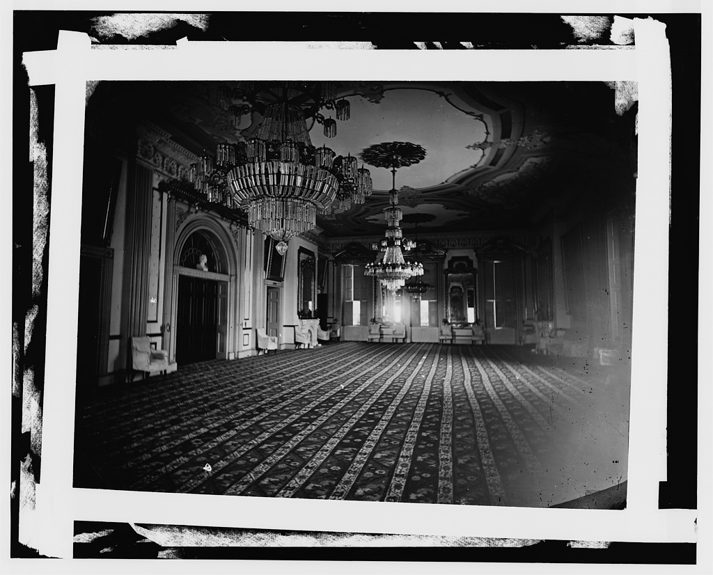 [White House, East Room]