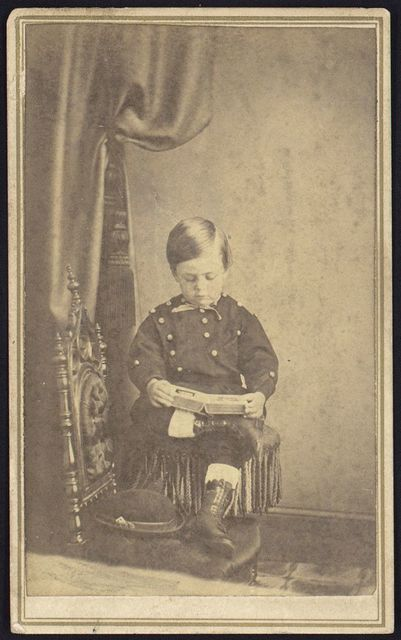 William H. Shippen, 3 1/2 years old