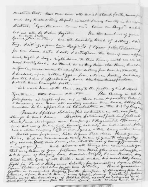 William W. Pickering to Abraham Lincoln, Tuesday, February 07, 1860