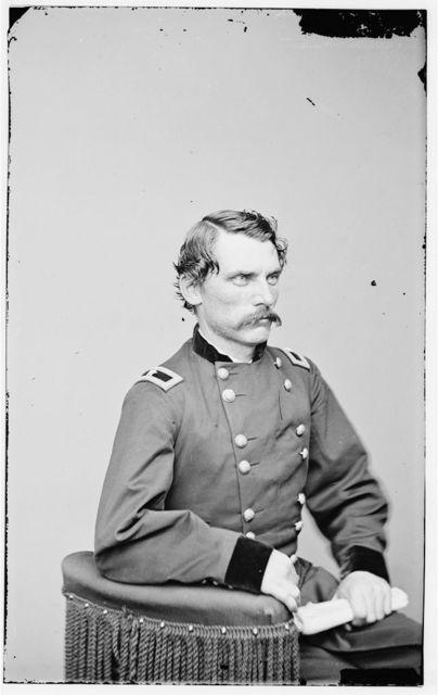 Wm. H. Penrose, Col. 15th NY