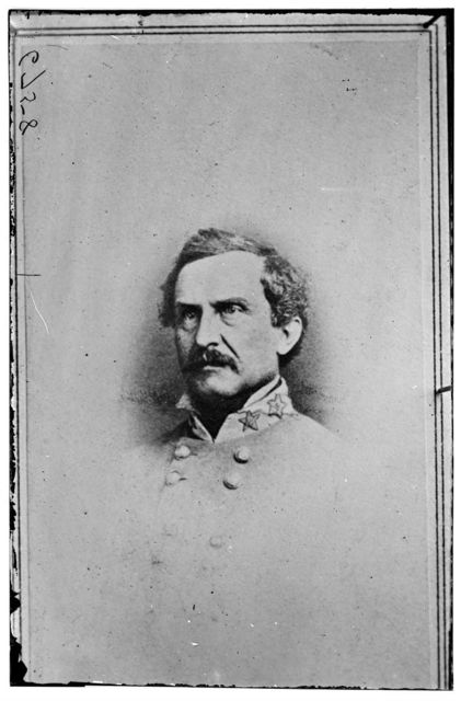 Wm. Mackall, Chief of Staff, Army of Tenn., C.S.A.