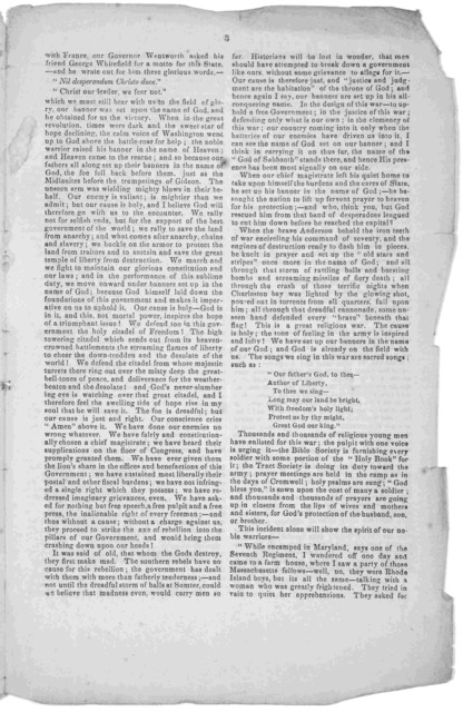 A sermon on the war, by the Rev. Elias Nason, preached to the soldiers at Exeter. N. H. May 19, 1861.