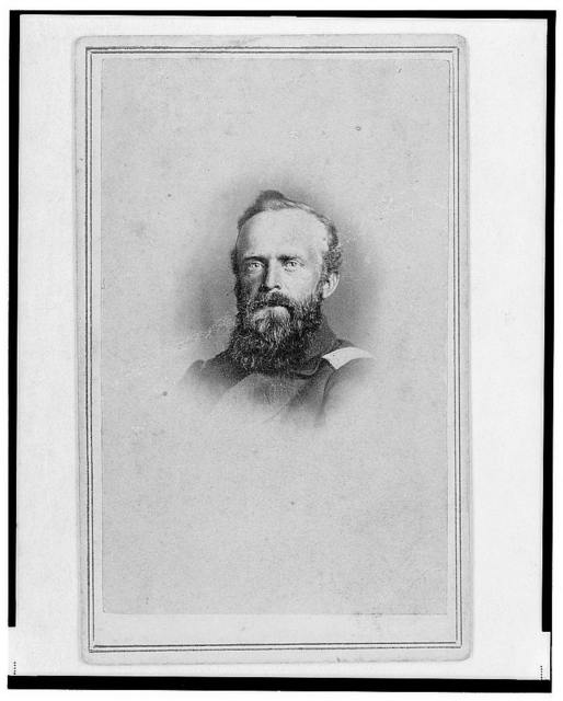 [Brigade Commisariat Captain Edward Mueller, Union officer in the 32nd Indiana Regiment, bust portrait, facing front] / T.M. Schleier's Cartes de Visite Photograph Gallery, Nashville, Tenn.
