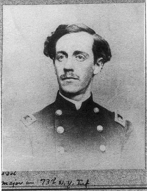 Bv't Brig. Gen. Henry E. Tremain, Major in 73rd N.Y. Inf.