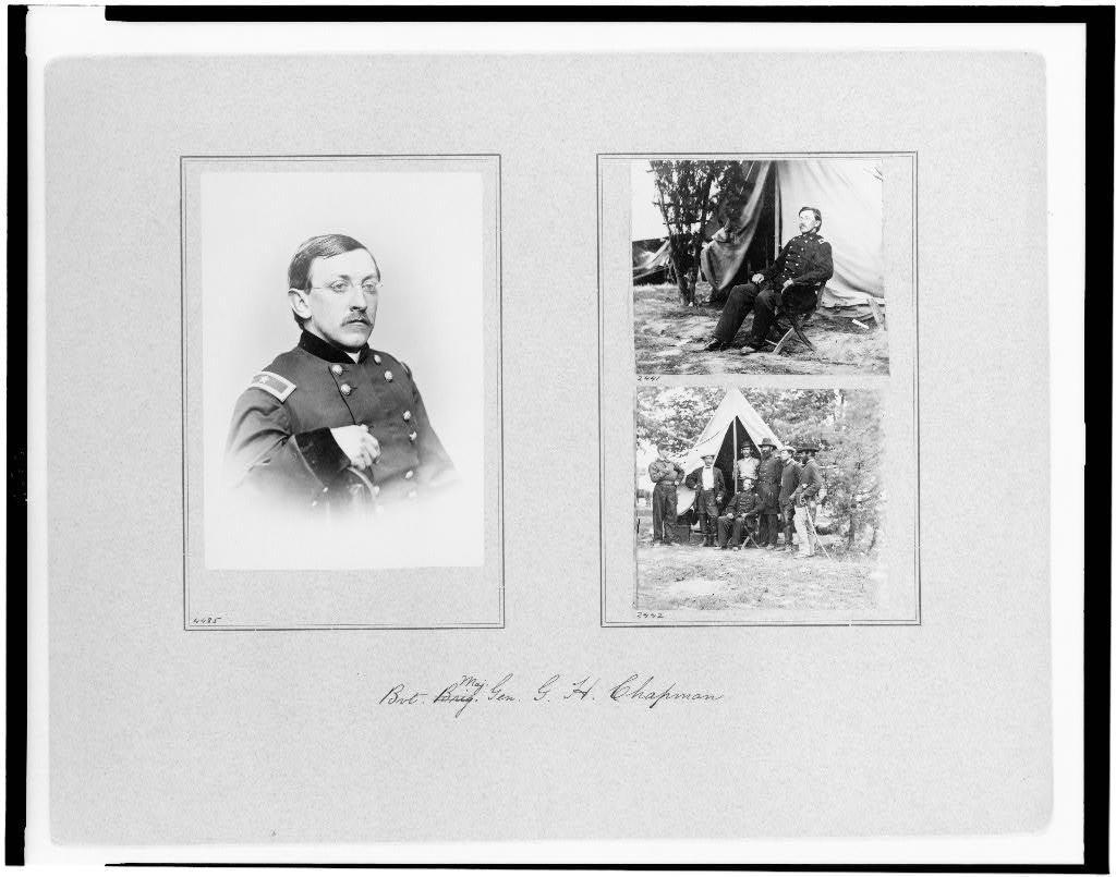 Bvt. Maj. Gen. G.H. Chapman