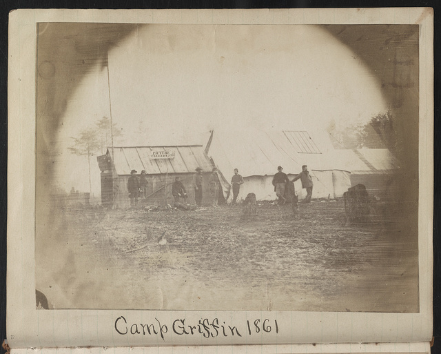 Camp Griffin 1861