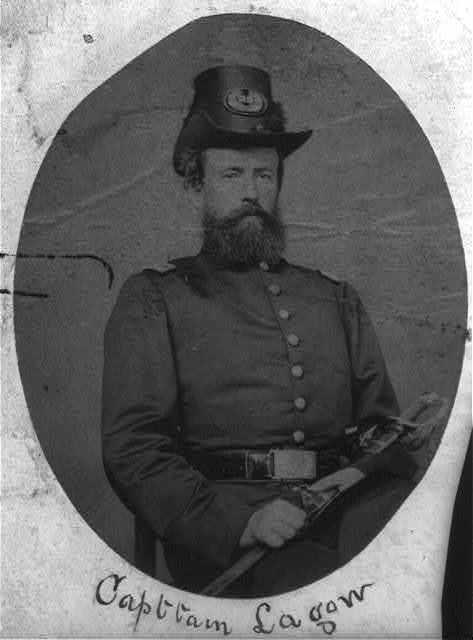 Captain Clark B. Lagow
