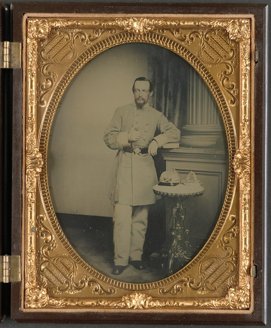 [Captain George Riggs Gaither of K Company, 1st Virginia Cavalry]