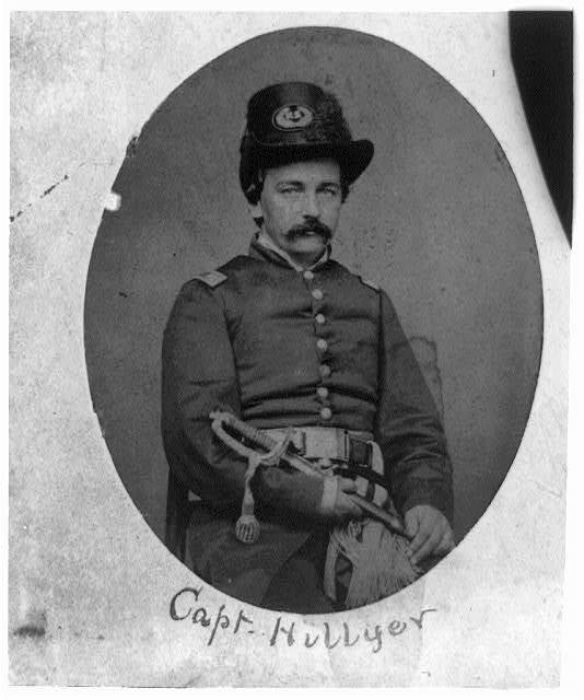 Captain William S. Hillyer
