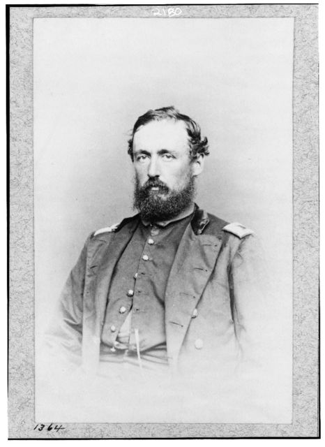 Col. G.D. Wells, 34th Mass. Inf'y