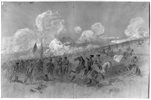 [Colonel Burnside's brigade at Bull Run]