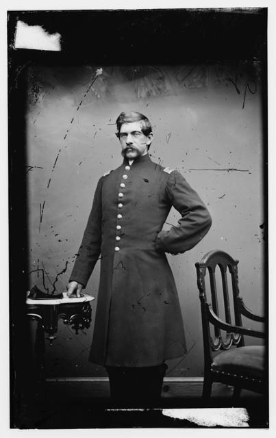 [Colonel Harrison Allen (1835-1904) of Warren County, Pennsylvania, 151st Pennsylvania Volunteer Infantry]