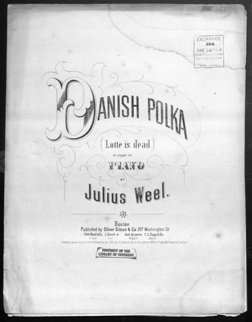 Danish polka