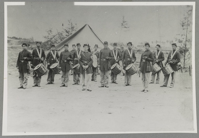 (Drum Corps) 30th Pa. Infantry