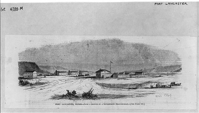 Fort Lancaster, Texas