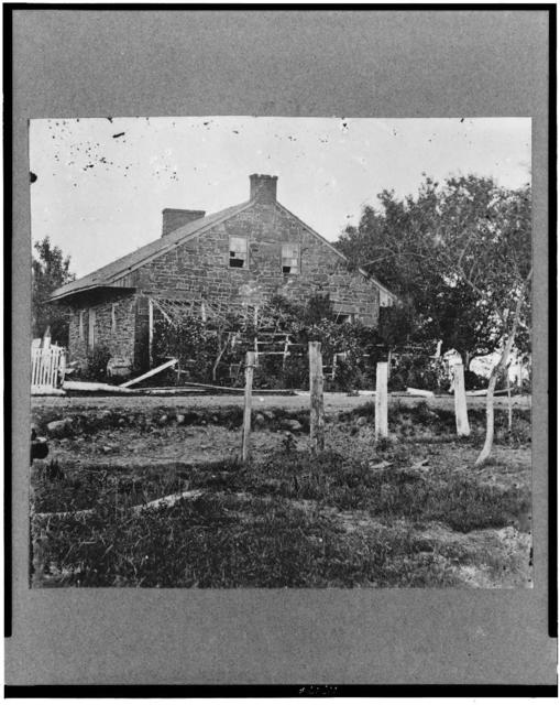 [General Robert E. Lee's headquarters, Gettysburg, Pennsylvania]