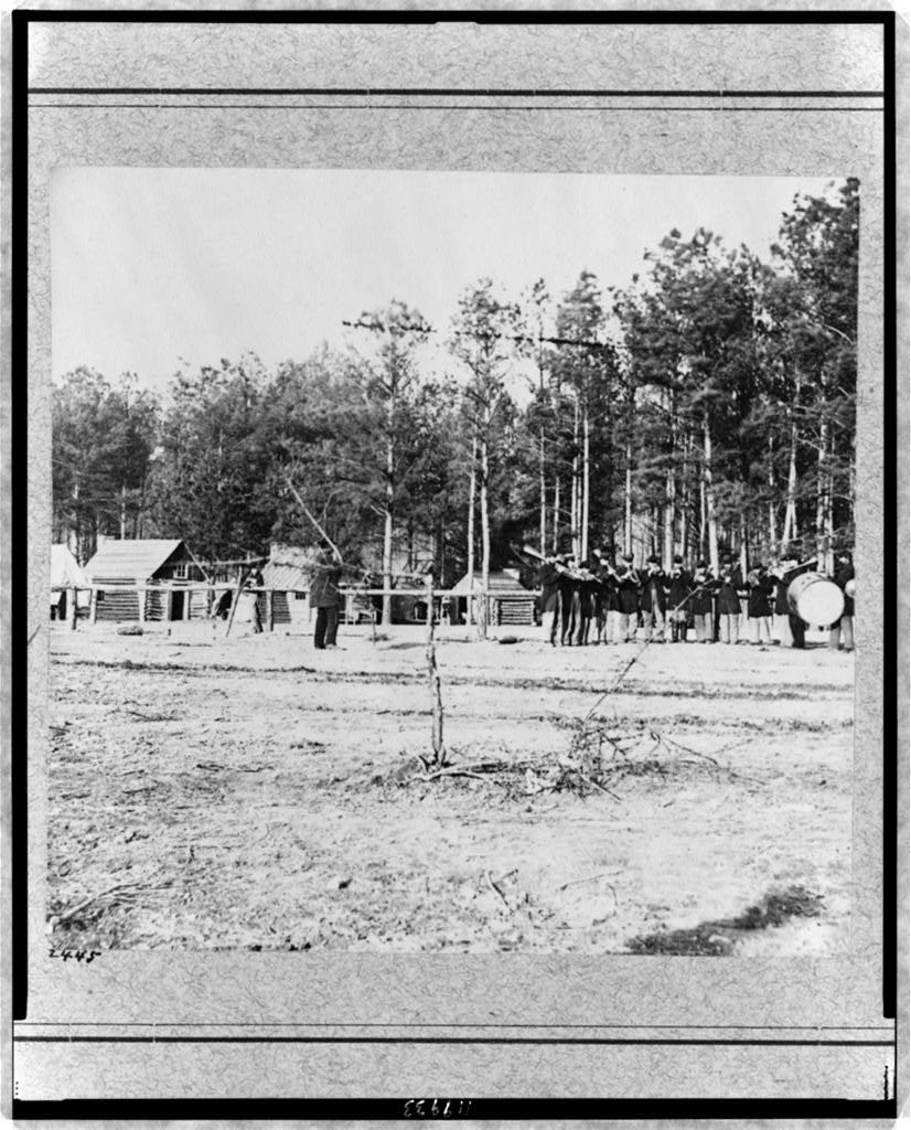 General Weitzel's Head Quarters, 18th Corps