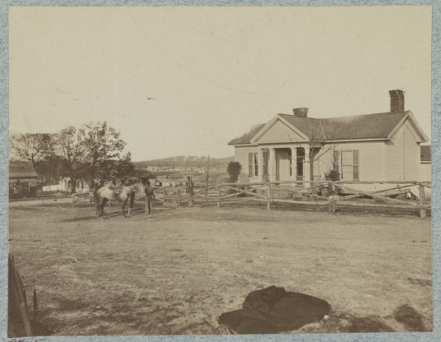 Headquarters of Chief Commissary Army of the Cumberland