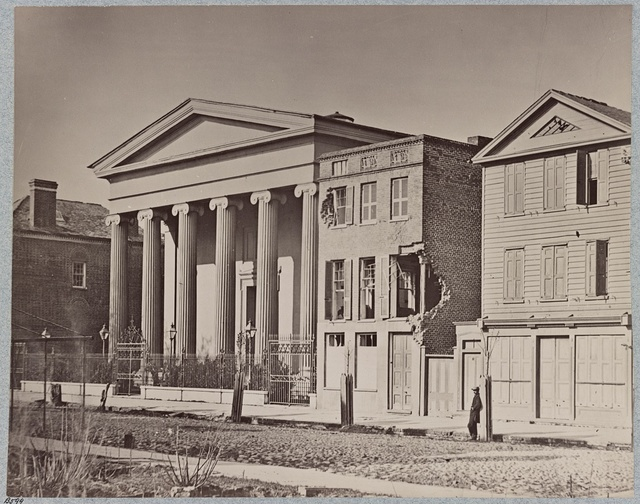 Hibernian Hall, Charleston, S.C.