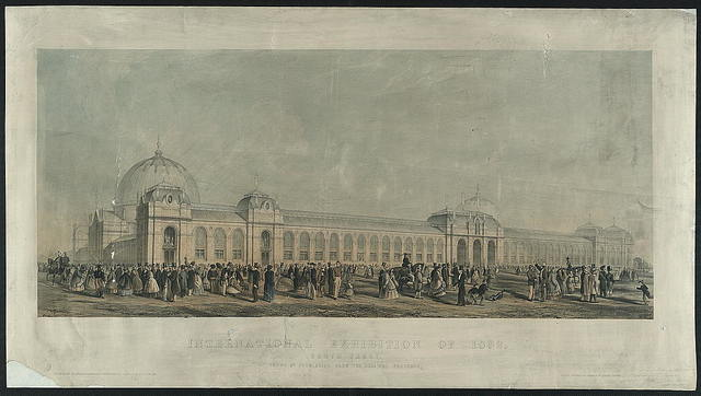 International Exhibition of 1862. South front