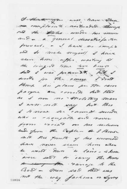 John Howe to Montgomery Blair, Sunday, August 04, 1861  (Fremont and situation in Missouri)