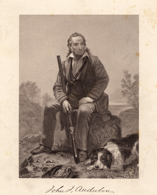 John J. Audubon : from the original painting by Chappel in the possession of the publishers