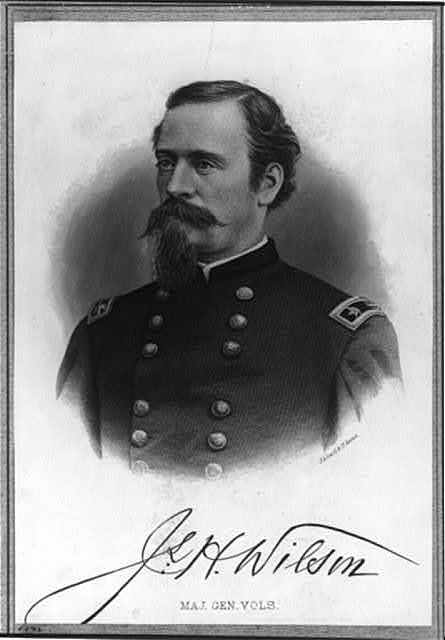 Js. H. Wilson, Maj. Gen. Vols.