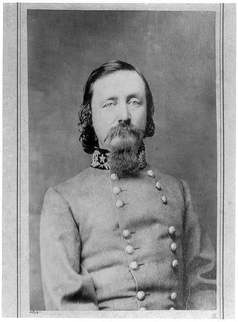 Maj. Gen. George E. Pickett