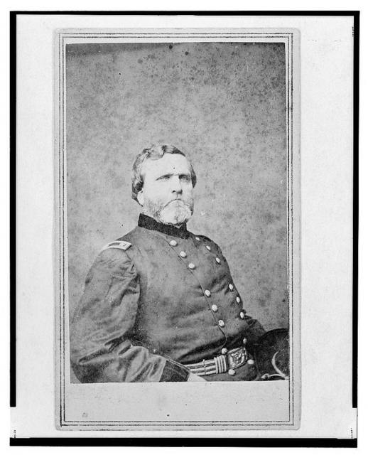 [Major General George Henry Thomas, Union officer, half-length portrait, facing front] / published by E. & H.T. Anthony, New York.