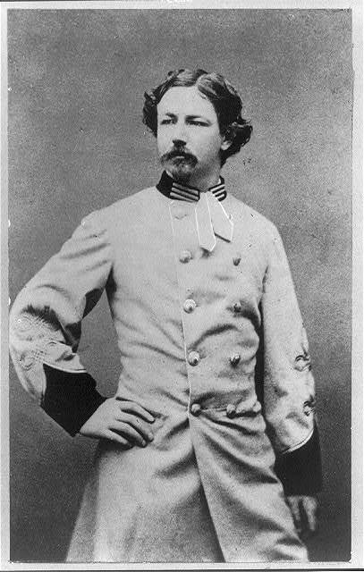 [Portrait of Dr. William Gibbs McNeill Whistler in his uniform as surgeon in the Confederate Army]