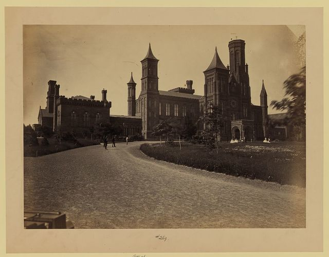 Smithsonian Institution, Wash., D.C.