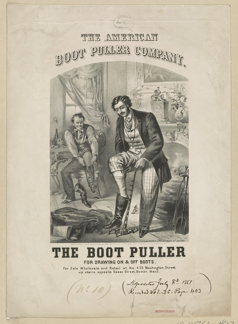 The American Boot Puller Company