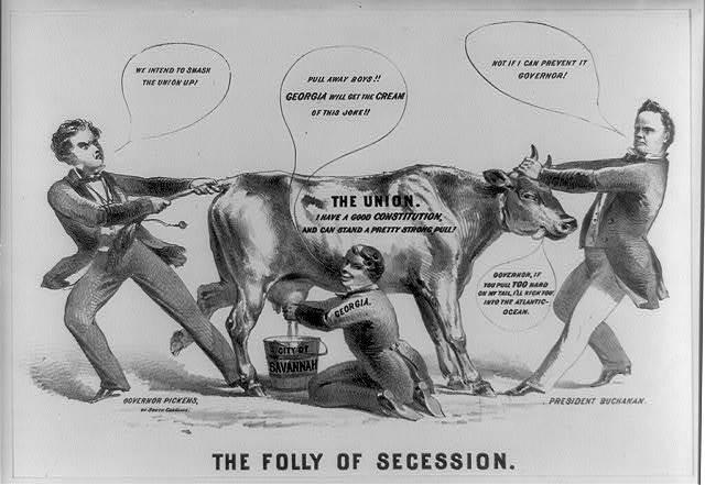 The folly of secession