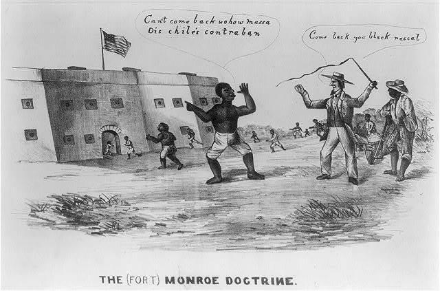 The (Fort) Monroe Doctrine