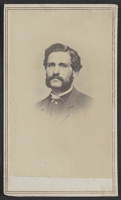 [Unidentified man] / Johnson's Union Photograph Gallery, No. 520 Pennsylvania Ave., Washington, D.C.