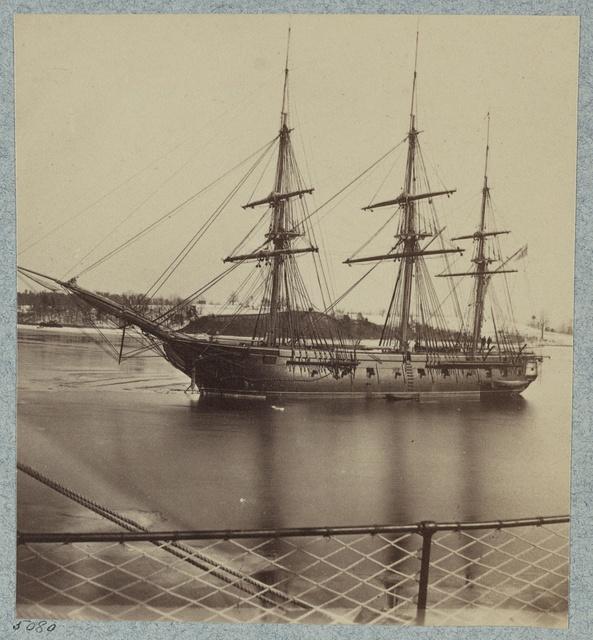 U.S. frigate Macedonian