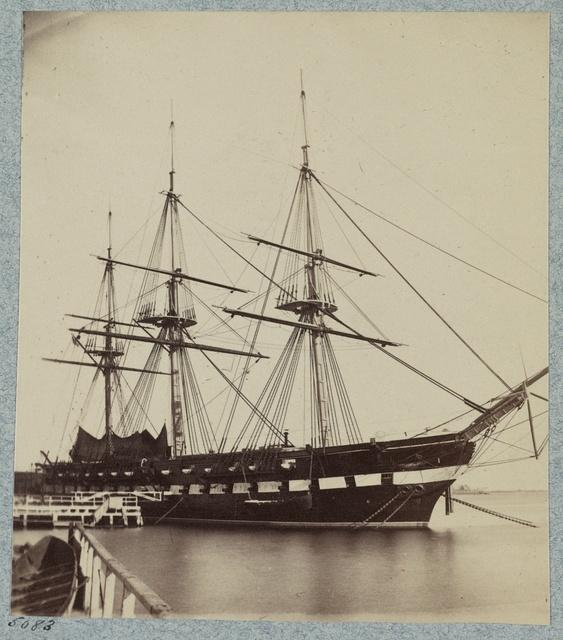 U.S. frigate Santee