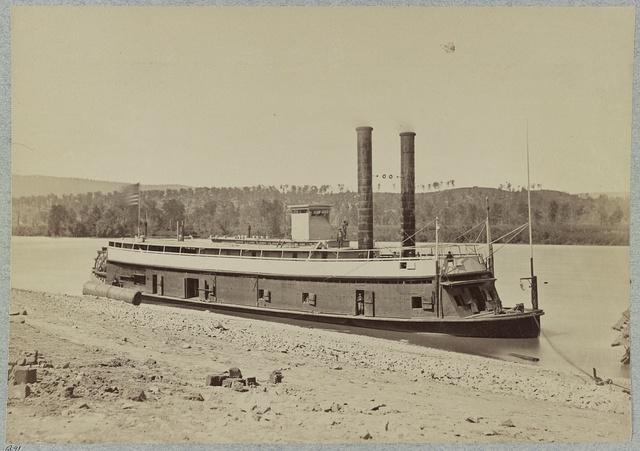 U.S. gunboat General Grant, Tennessee River