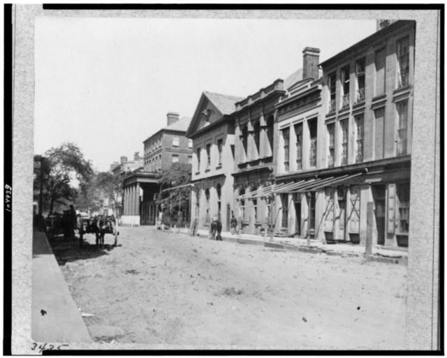 [U.S. Quartermaster's office, Charleston, South Carolina]