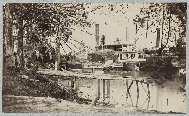 White House Landing, Pamunkey River