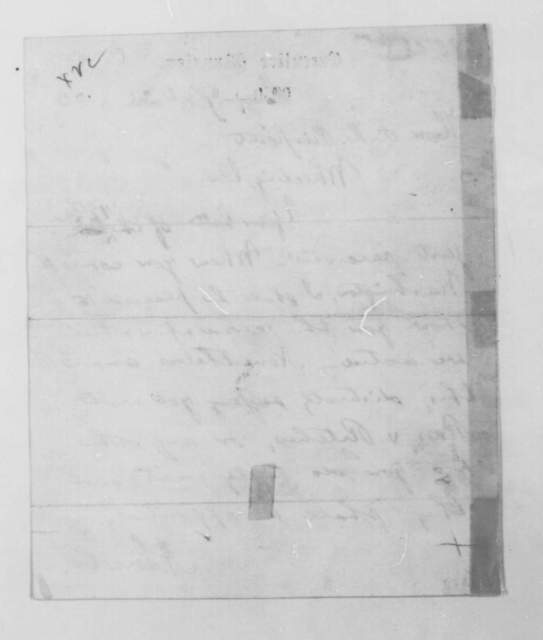 Abraham Lincoln to Francis H. Peirpoint, Thursday, October 23, 1862  (Patronage)