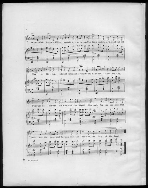 All Forward! Garibaldi's hymn