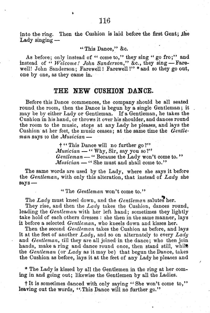 American dancing master, and ball-room prompter containing about five hundred dances including all the latest and most fashionable ... with elegant illustrations, and full explanation and every variety of the latest and most approved figures, and calls for the different changes, and rules on deportment and the toilet, and the etiquette of dancing