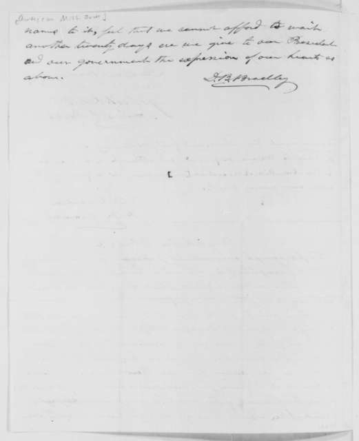 American Missionary Association in Siam to Abraham Lincoln, Thursday, December 18, 1862  (Resolutions of support)