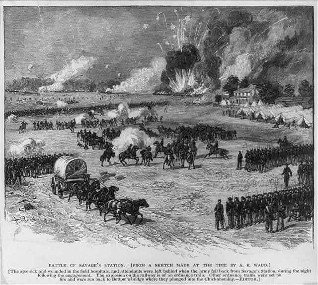 Battle of Savage's Station