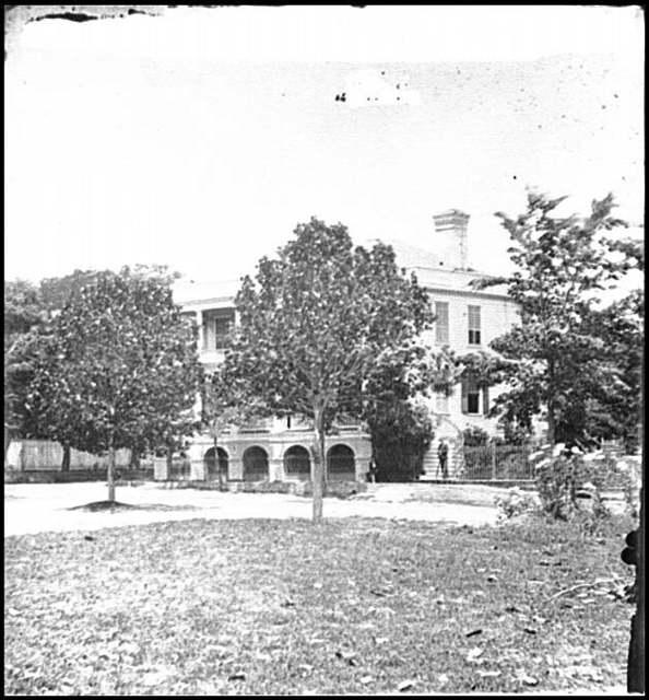 [Beaufort, S.C. Robert Barnwell Rhett's house]