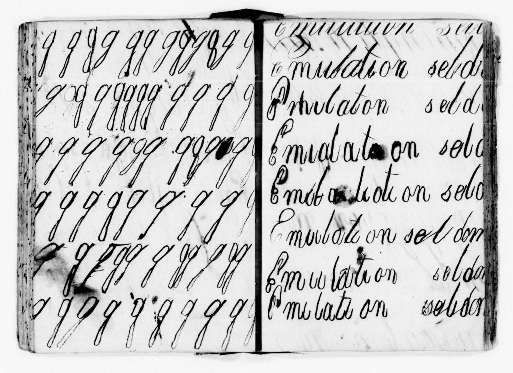 Clara Barton Papers: Scrapbooks, 1835-1930; 1862-1864; 1889