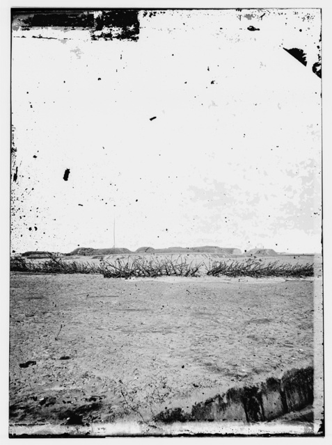[Fortifications. Fort McAllister, Ga.]