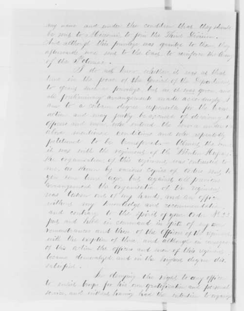 Franz Sigel to Henry W. Halleck, Monday, January 06, 1862  (Military affairs)